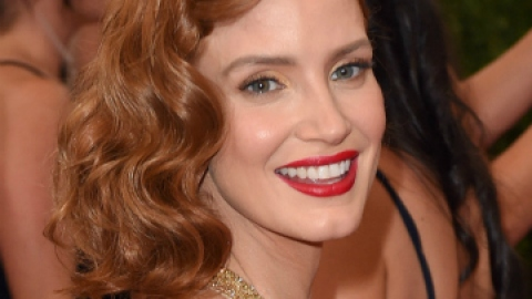 Get the Look: Jessica Chastain's Met Gala Makeup | StyleCaster