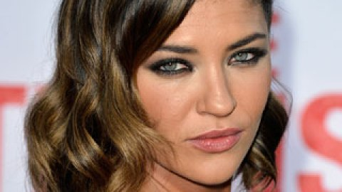 Get The Look: Jessica Szohr's Smoky Makeup Brings Out Blue Eyes   StyleCaster
