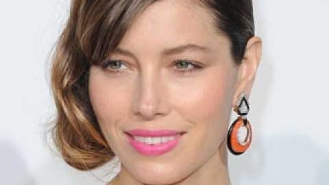 Get The Look: Jessica Biel's One-Sided Faux Bob | StyleCaster