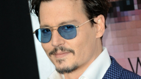 NEWS: Johnny Depp is the New Face of Dior | StyleCaster