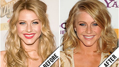 The Makeover Poll: Julianne Hough's Cropped 'Do | StyleCaster