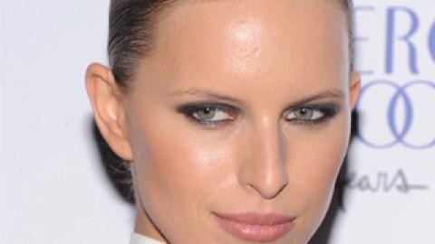 Daily Inspiration: Smoky Eye And Slicked Back Hair | StyleCaster