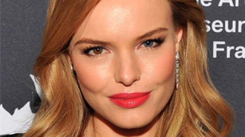The Secret to Kate Bosworth's Perfect Red Lip is Flawless, Dewy Skin | StyleCaster