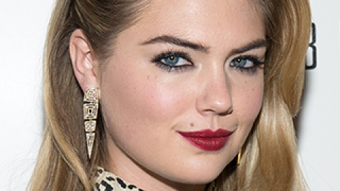 News: Try Kate Upton's Sideswept Hairstyle; Katy Perry's 'Birthday' Makeover | StyleCaster