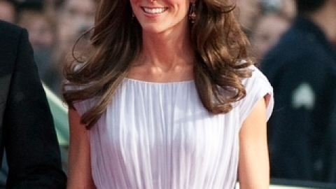 Kate Middleton Brings Sexy Sophistication To The States   StyleCaster