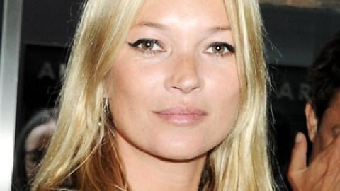 Kate Moss Designs Her Own Lipsticks | StyleCaster
