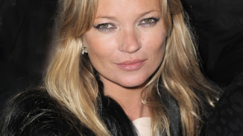 Kate Moss' Wedding Hairstyle | StyleCaster