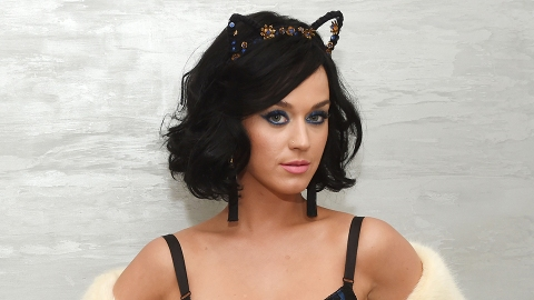 Prepare to See Katy Perry Wear Black Lipstick at Tonight's Met Gala | StyleCaster