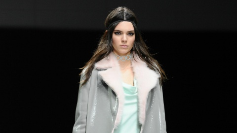 Kendall Jenner and Karl Lagerfeld Have Strong Feelings About Chic Sleepwear | StyleCaster