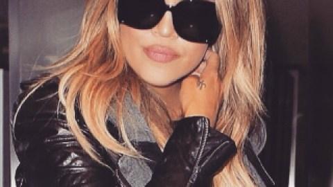 Breaking Hair News! Khloe Kardashian Goes Blonde | StyleCaster