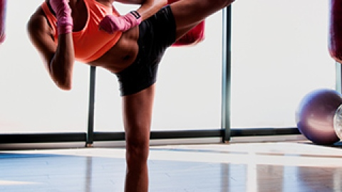 The Beginner's Guide to Kickboxing | StyleCaster