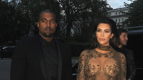 2 Years of Kim and Kanye Eating Ice Cream in Honor of Their 2nd Anniversary   StyleCaster