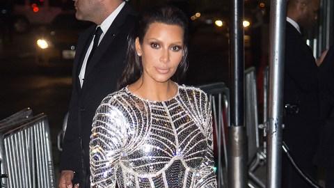 Both Kim Kardashian and Karlie Kloss Cut Up Their Met Gala Dresses | StyleCaster