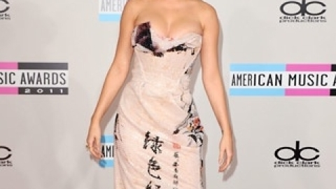 The Best And Worst Dressed At The American Music Awards | StyleCaster