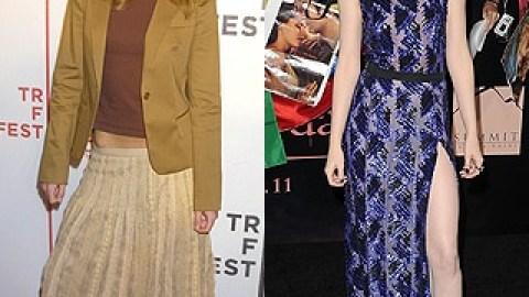 Kristen Stewart's Style Evolution   StyleCaster