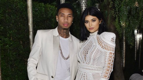 Tyga Just Trolled Kylie Jenner's 'Rise & Shine' Song So We're Reading Into It | StyleCaster