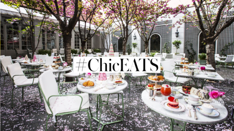 #ChicEats: 20 Stunning Outdoor Restaurants Across the Country | StyleCaster