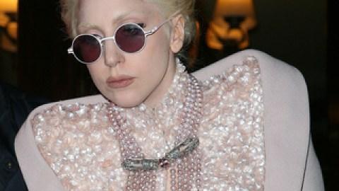 Lady Gaga Gets A Fashion Line | StyleCaster