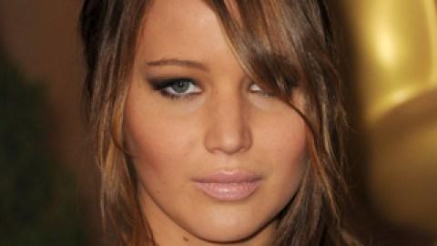 New Hair Idea: Jennifer Lawrence's Ponytail French Twist Hybrid | StyleCaster