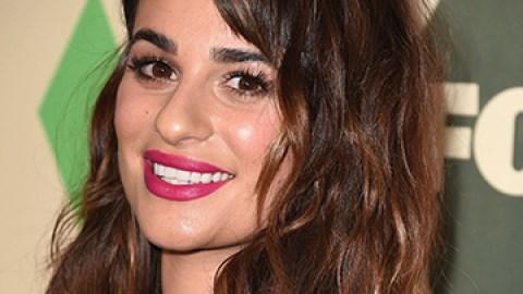 News: Lea Michele's Skin Care Secrets   StyleCaster
