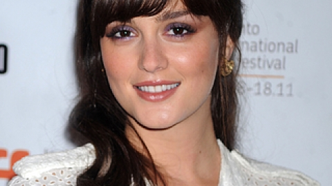 Leighton Meester Dishes On Her Original Style | StyleCaster
