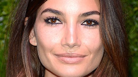 Lily Aldridge is the New Face of Proactiv   StyleCaster