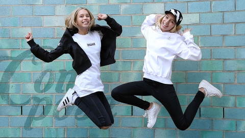 Meet Lisa and Lena, the Teenage Twins Taking Over the Internet | StyleCaster