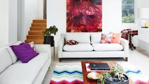 13 Modern Ways to Play with Color in Your Home | StyleCaster