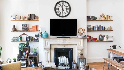 How to Make the Most of a Small Space on a Budget | StyleCaster