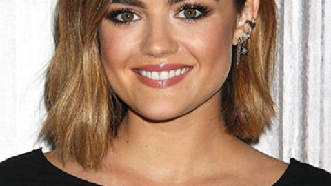 Lucy Hale is the New Blowpro Ambassador | StyleCaster