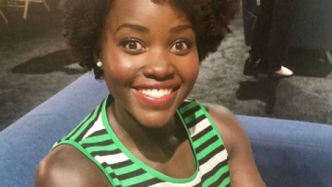 Breaking Hair News: Lupita's Gorgeous Curls   StyleCaster