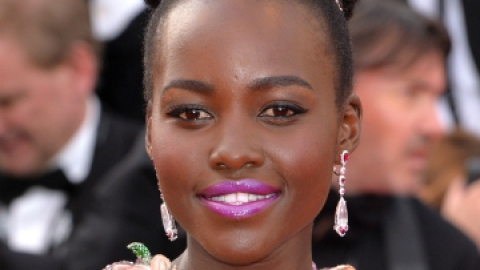 Get the Look: Lupita N'yongo at Cannes | StyleCaster