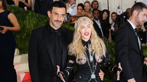 Madonna Proves She Gives Zero F*cks at a Met Gala After-Party | StyleCaster