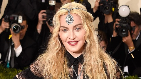 Madonna at the Met Gala: 'I'm Here for the Bread Sticks' | StyleCaster