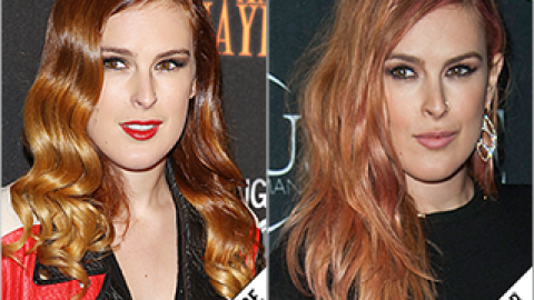 The Makeover Poll: Rumer Willis Looks Just Peachy | StyleCaster