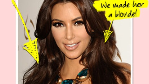 We Gave These  Celebs A Major  Virtual Makeover | StyleCaster