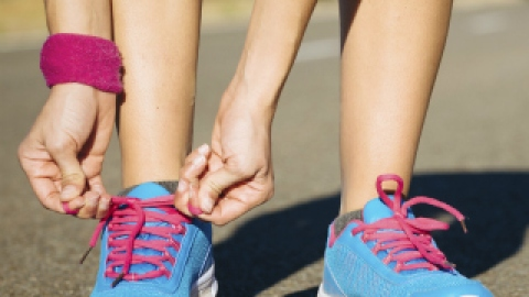 The Lazy Girl's Guide to Training for a Half Marathon | StyleCaster