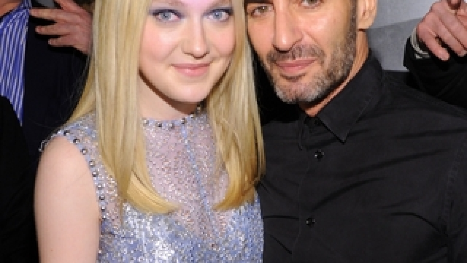 Stars Flock To Marc Jacobs' Show | StyleCaster