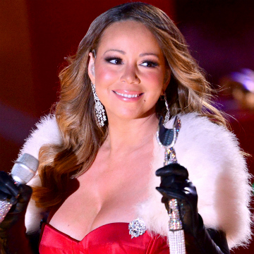 #WCW: Mariah Carey, Christmas Diva