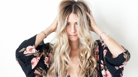 The Lazy-Girl's Guide to Beach Waves | StyleCaster