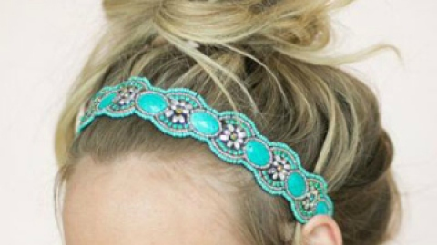 Your Weekend Hairstyle: Messy-Chic Buns | StyleCaster