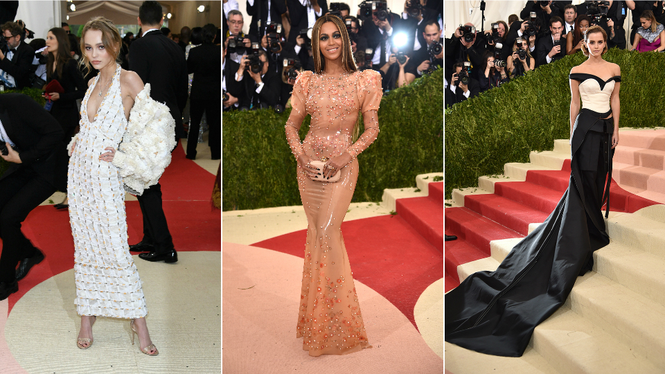 The 10 Best Looks from the 2016 Met Gala Red Carpet