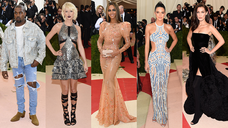 Every Single Look from the 2016 Met Gala Red Carpet