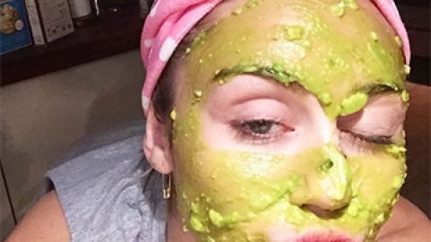Miley Cyrus's Favorite DIY Face Mask   StyleCaster