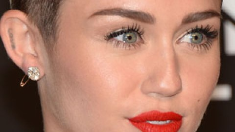 Is This Miley Cyrus' Worst Hairstyle Yet?   StyleCaster