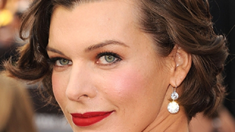 News: Milla Jovovich Gets Bangs; Jessie J Shaves Her Head | StyleCaster