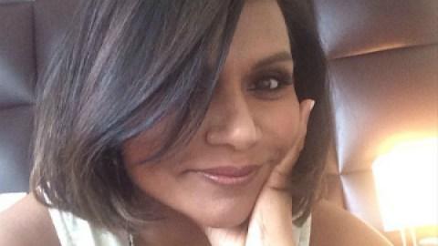 Breaking Hair News: Mindy Kaling's Amazing Bob | StyleCaster
