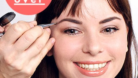 Mini Makeover: Shape Your Brows, Change Your Look | StyleCaster