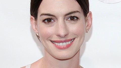 Anne Hathaway Talks Hair | StyleCaster