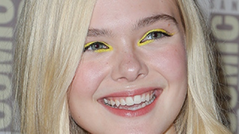 Makeover Alert! Elle Fanning Made a Major Hair Change | StyleCaster